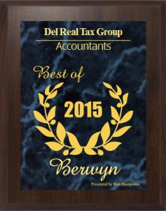 best chicago accountants of berwyn award